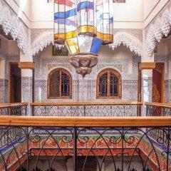 Отель Riad Mahjouba Марракеш балкон