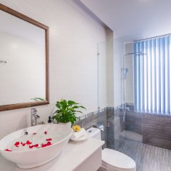 Отель Villa of Tranquility Вьетнам, Хойан - отзывы, цены и фото номеров - забронировать отель Villa of Tranquility онлайн ванная