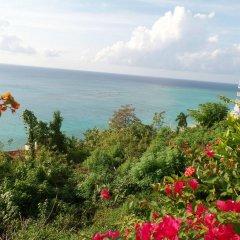 Отель Skymiles Beach Suite At Montego Bay Club Resort Ямайка, Монтего-Бей - отзывы, цены и фото номеров - забронировать отель Skymiles Beach Suite At Montego Bay Club Resort онлайн пляж