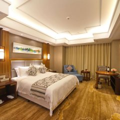 Отель Ramada Shanghai East комната для гостей фото 3