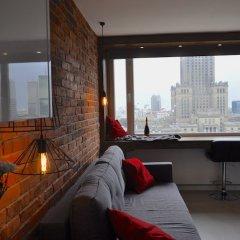 Апартаменты Panda Apartments Bagno- Centrum комната для гостей фото 4