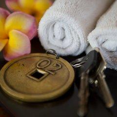 Отель Bali baliku Private Pool Villas ванная