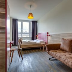 Отель Meininger City Center Зальцбург комната для гостей фото 5