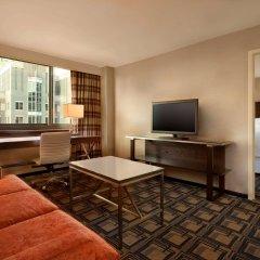 Отель Sheraton New York Times Square Hotel США, Нью-Йорк - 1 отзыв об отеле, цены и фото номеров - забронировать отель Sheraton New York Times Square Hotel онлайн комната для гостей фото 5