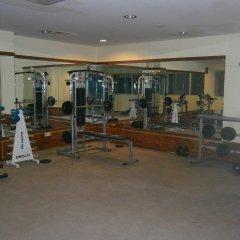 Отель Grand Nar фитнесс-зал