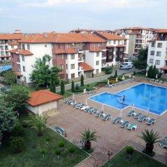 Отель Apollon Apartments Болгария, Несебр - отзывы, цены и фото номеров - забронировать отель Apollon Apartments онлайн бассейн