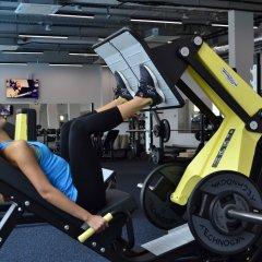 Sport Inn Hotel & Wellness фитнесс-зал фото 4