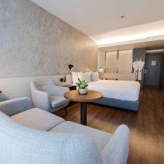 Отель Lux Lisboa Park комната для гостей фото 5