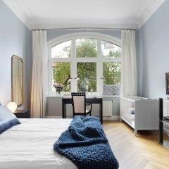 Апартаменты Elite Apartments Sopot Admiralski Сопот комната для гостей фото 3