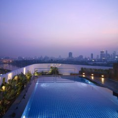 Отель Park Plaza Sukhumvit Bangkok бассейн фото 2