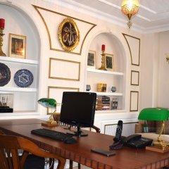 Отель Burckin Suleymaniye интерьер отеля