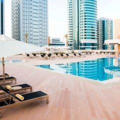Отель Novotel Fujairah бассейн фото 2