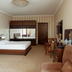 Отель Albatros Hotel Bishkek Кыргызстан, Бишкек - отзывы, цены и фото номеров - забронировать отель Albatros Hotel Bishkek онлайн комната для гостей фото 2