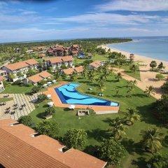 Отель The Calm Resort & Spa балкон