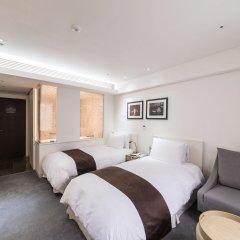 Отель Sheraton Seoul Palace Gangnam Hotel Южная Корея, Сеул - отзывы, цены и фото номеров - забронировать отель Sheraton Seoul Palace Gangnam Hotel онлайн комната для гостей фото 3
