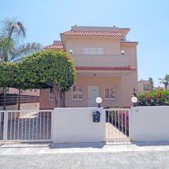 Отель Villa Knossos Протарас балкон