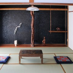 Отель Toji Stay HIROMIYA Беппу сейф в номере