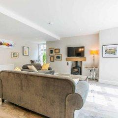 Апартаменты 21a Luxury Apartment Глазго комната для гостей фото 2