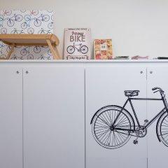 Отель Bed&BikeRome Rooms удобства в номере