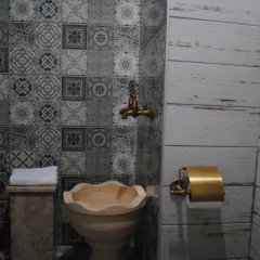 Silenos Boutique Hotel ванная