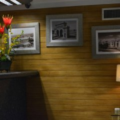 Hotel Porto Alegre интерьер отеля фото 2