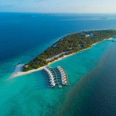Отель Dhigali Maldives Мальдивы, Медупару - отзывы, цены и фото номеров - забронировать отель Dhigali Maldives онлайн приотельная территория фото 2