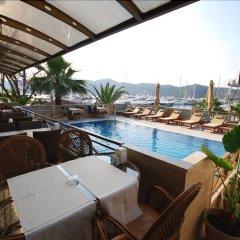 Doruk Турция, Фетхие - отзывы, цены и фото номеров - забронировать отель Doruk онлайн питание