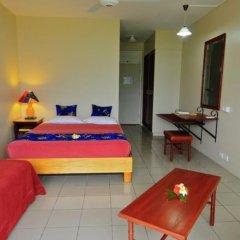 Отель Savusavu Hot Springs Hotel Фиджи, Савусаву - отзывы, цены и фото номеров - забронировать отель Savusavu Hot Springs Hotel онлайн комната для гостей фото 4