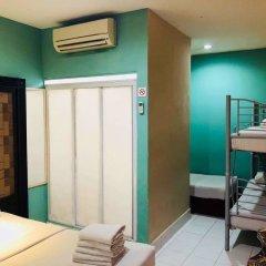 Simms Boutique Hotel Bukit Bintang сейф в номере