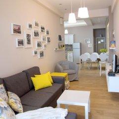 Отель The North Tower Apartment Болгария, София - отзывы, цены и фото номеров - забронировать отель The North Tower Apartment онлайн комната для гостей фото 5
