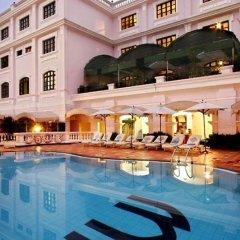 Hotel Saigon Morin бассейн фото 3