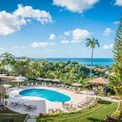 Отель Bel Jou Hotel - Adults Only Сент-Люсия, Кастри - отзывы, цены и фото номеров - забронировать отель Bel Jou Hotel - Adults Only онлайн пляж