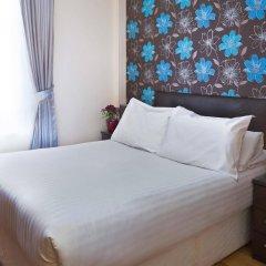 Ashley Hotel комната для гостей