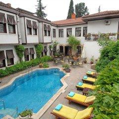 Aspen Hotel - Special Class Турция, Анталья - 2 отзыва об отеле, цены и фото номеров - забронировать отель Aspen Hotel - Special Class онлайн бассейн фото 3