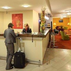 Hotel Alpha Wien интерьер отеля