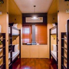 Отель GN Luxury Hostel Таиланд, Бангкок - отзывы, цены и фото номеров - забронировать отель GN Luxury Hostel онлайн комната для гостей фото 3