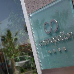 Отель Cosmopolitan Hotel Италия, Чивитанова-Марке - отзывы, цены и фото номеров - забронировать отель Cosmopolitan Hotel онлайн бассейн