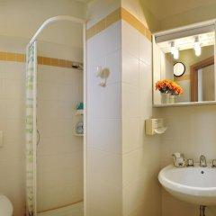 Hotel Capri Римини ванная