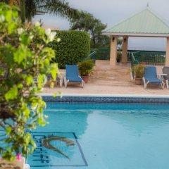 Отель The Cardiff Hotel & Spa Ямайка, Ранавей-Бей - отзывы, цены и фото номеров - забронировать отель The Cardiff Hotel & Spa онлайн бассейн фото 2