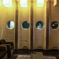 Отель EKK Hotel Италия, Ситта-Сант-Анджело - отзывы, цены и фото номеров - забронировать отель EKK Hotel онлайн фитнесс-зал фото 2