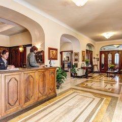 Grand Hotel Hermitage & Villa Romita интерьер отеля фото 2