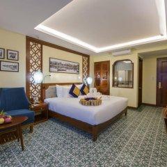 Le Pavillon Hoi An Boutique Hotel & Spa комната для гостей фото 4