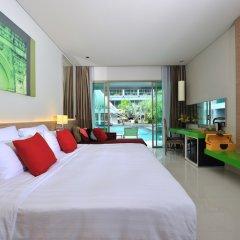 Отель The Kee Resort & Spa 4* Стандартный номер с различными типами кроватей фото 13