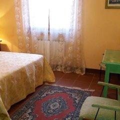 Отель Agriturismo Il Monte Монтоне комната для гостей фото 5