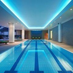 Отель Hyatt Regency Belgrade бассейн