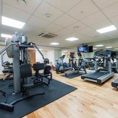 Отель The RE London Shoreditch фитнесс-зал фото 4