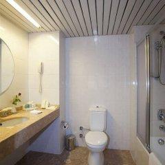 Plaza Hotel Diyarbakir Турция, Диярбакыр - отзывы, цены и фото номеров - забронировать отель Plaza Hotel Diyarbakir онлайн ванная фото 2