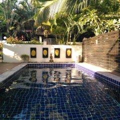 Отель Вилла Samui Whitney бассейн
