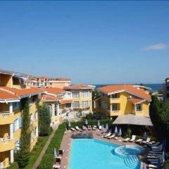Отель Blue Orange Beach Resort бассейн фото 3