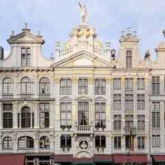 Отель Novotel Brussels Off Grand Place Бельгия, Брюссель - 4 отзыва об отеле, цены и фото номеров - забронировать отель Novotel Brussels Off Grand Place онлайн балкон